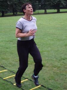 Sarah Robson Personal Training North London