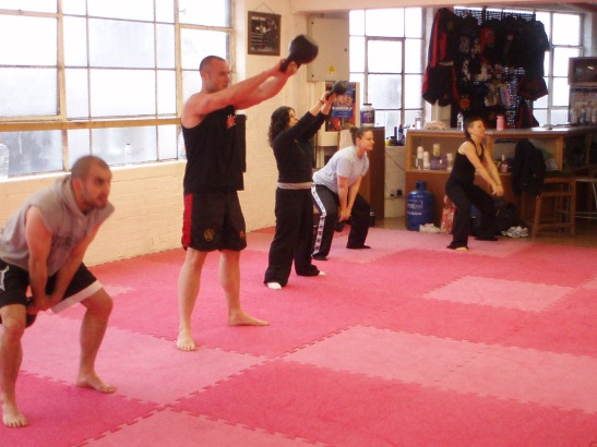 Kettlebell Classes North London
