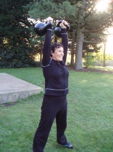 Sarah Robson Personal Training North London