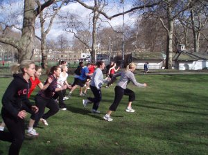 Personal Training North London